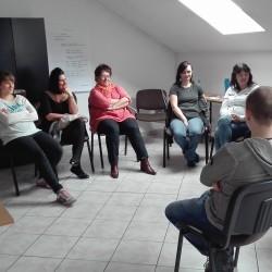 """Trzeci dzień szkolenia projektu """"Ja=Sukces"""" realizowanego w Mysłowicach"""