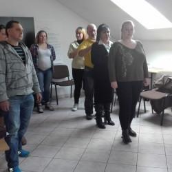 """Czwarty dzień szkolenia projektu """"Ja=Sukces"""" realizowanego w Mysłowicach"""